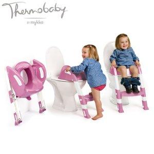 Thermobaby Kiddyloo Toilettrainer met trapje