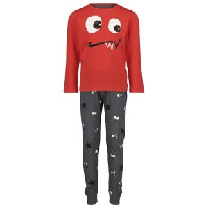 HEMA Kinderpyjama 'glow' Rood (rood)
