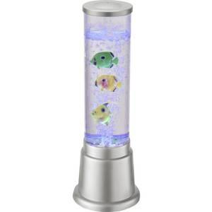 LeuchtenDirekt Ava LED-waterzuil Vissen LED LED vast ingebouwd 1.2 W Staal