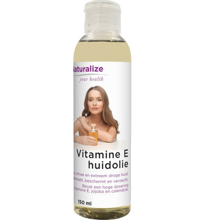 Naturalize Vitamine E Huidolie (150ml)