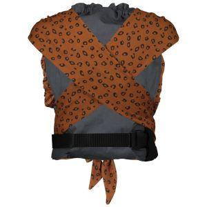 HEMA Baby Draagzak - Luipaard (bruin)