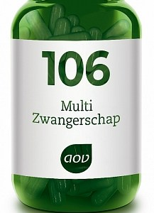 AOV 106 Multi Zwangerschap Capsules