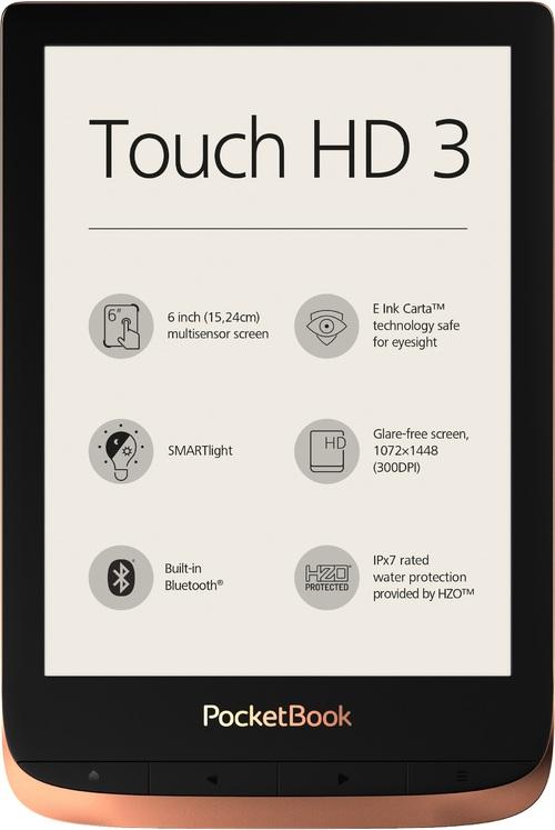 PocketBook eReader - Touch HD 3 (Koper)