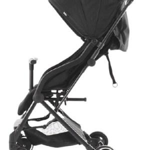 Kekk buggy Ymo Plus junior 45 x 105 cm aluminium zwart