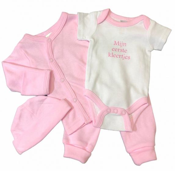 Soft Touch babykleding set