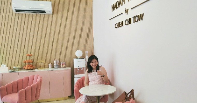 Review of Prenatal Massage at Madam Partum, Singapore