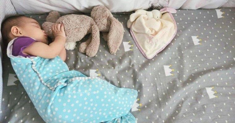 Diary of My Baby's Sleep Training (Part 2)