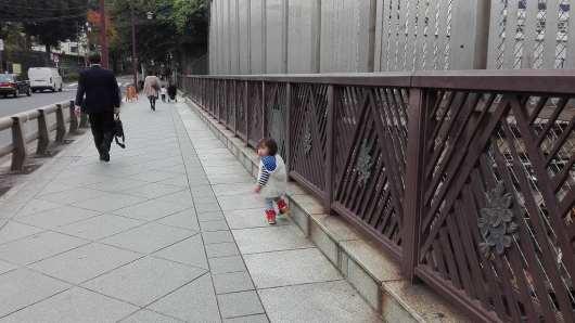 日暮里 電車 下御隠殿坂橋 上越新幹線 長野新幹線 こまち