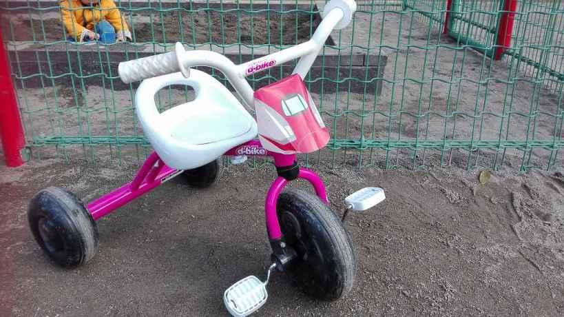 アイデス D-Bike TRY! 三輪車 カスタマイズ