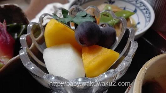 永井マザーズホスピタル 入院中のお食事 和食4