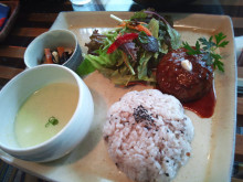 cafe2345ランチ