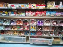 錦糸町の駄菓子屋さん