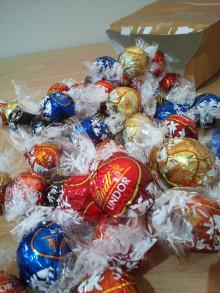 リンツ リンドール アソートチョコレート コストコ