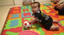 ボール遊び 8ヶ月