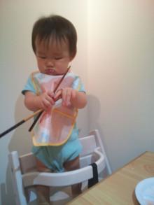 お箸 赤ちゃん
