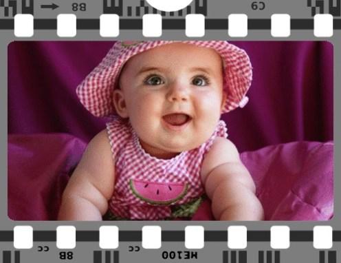 BabyWithBonnet-FilmStrip