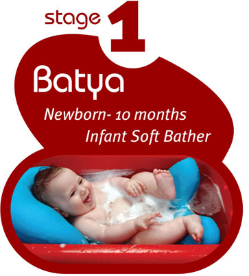 Infant Bather Batya Baby Bather Babyanywhere