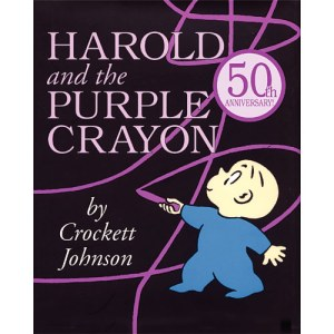 Harold and the Purple Crayon 50th Anniversary Edition