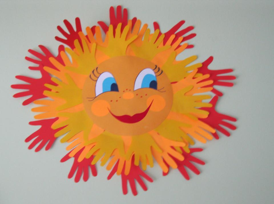 Картинки солнце своими руками, елены моргунов прикольная