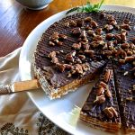 Caramel Torte Recipe with Chocolate and Pecans