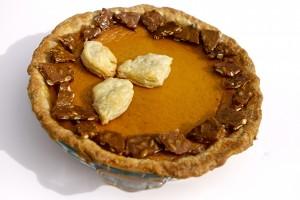 pumpkin pie with spicy pepita brittle thanksgiving dessert recipes