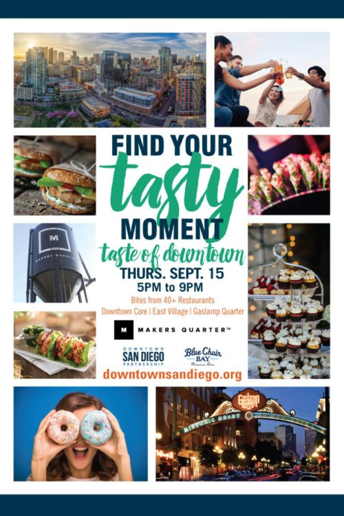 Taste of Downtown San Diego 2016