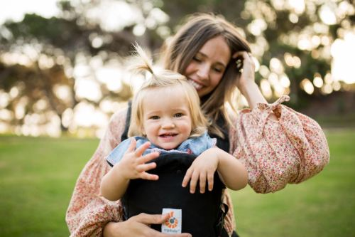 favorite forward facing baby carrier