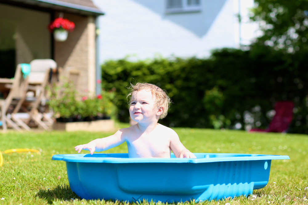 Spring is coming! 5 tips to baby proof your home.