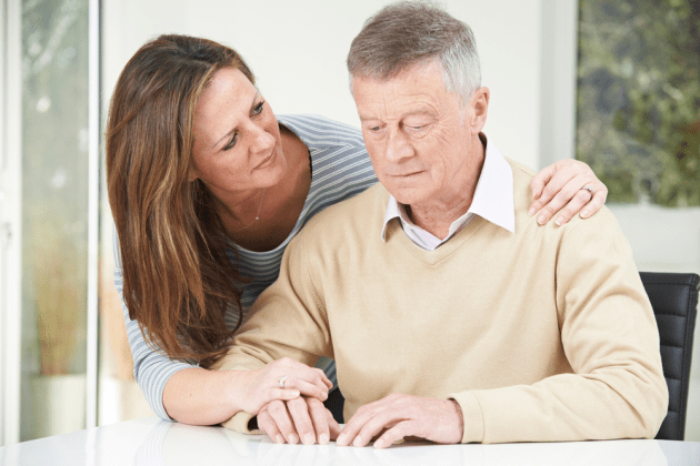 communicating with seniors living with dementia may at times be challenging and frustrating