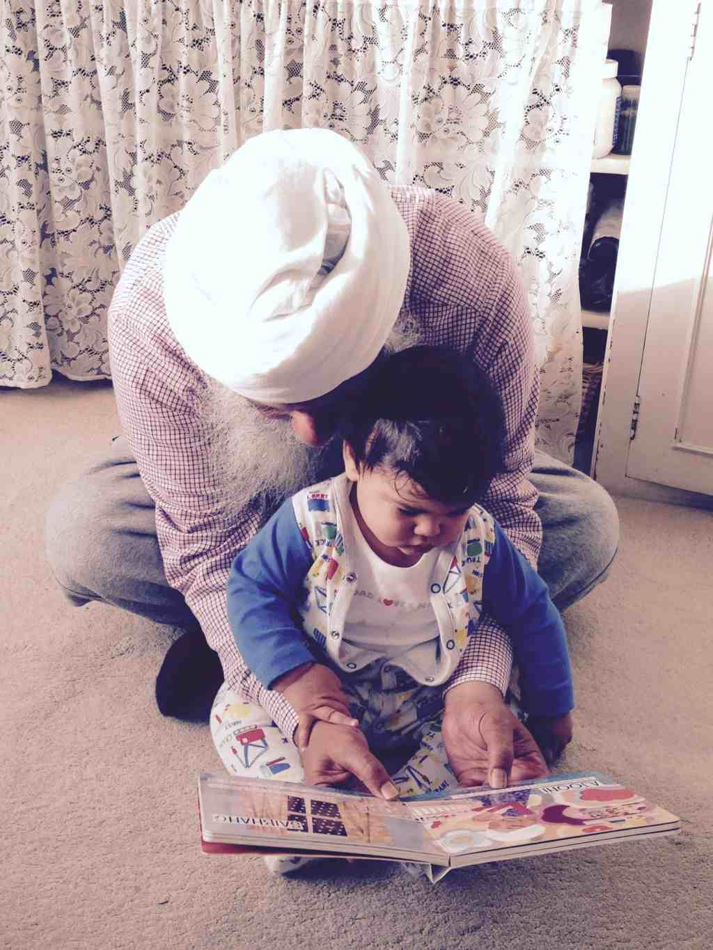 Baby Brain Weekly Memoir: 27th February 2015 … A Week At My Parents!