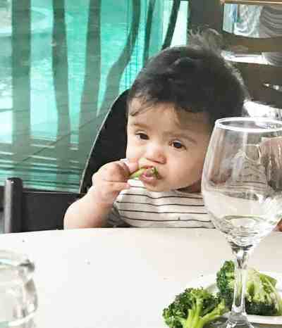 Saajan's Fun with Food! | Organix #NoJunkJourney