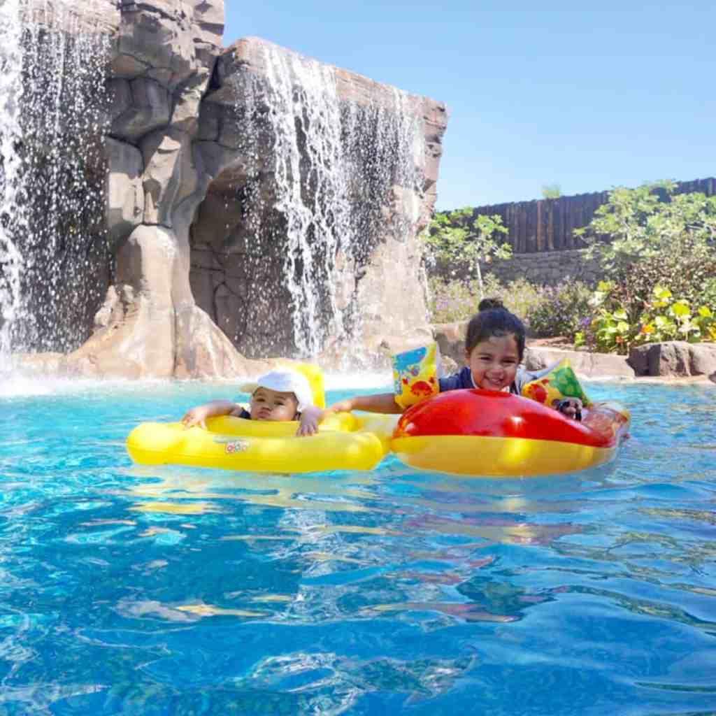 Saajan's First Holiday to Gran Canaria at The Lopesan Baobab Resort