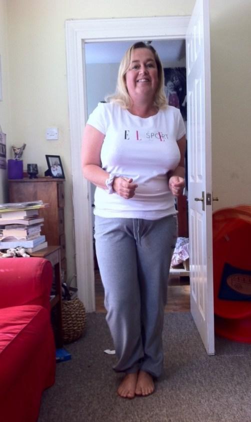 elle sportswear, baby budgeting