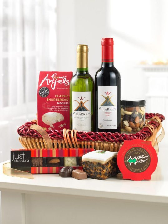 Xmas Hampers Review: Delicious Interflora Christmas Hampers