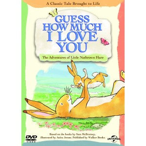 guess how much i love you DVD