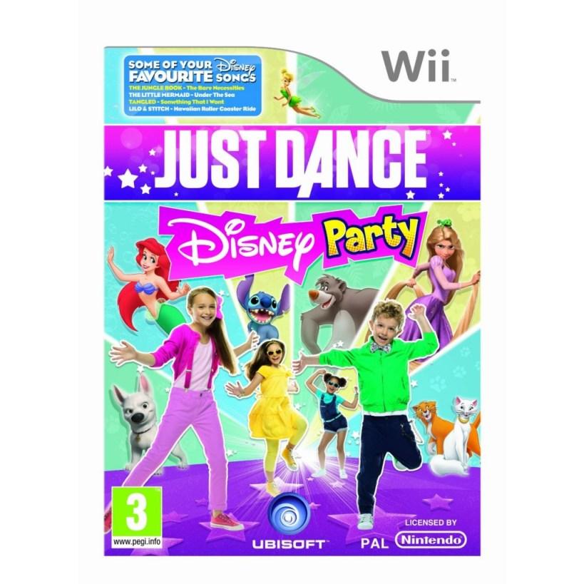 Review Just Dance Disney, Just dance disney wii