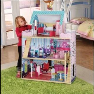 Fashion dolls house