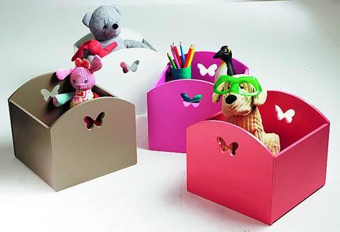 srotage toy boxes