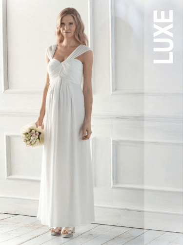 Maternity Wedding Dress Cheap 9 Unique maternity wedding dress
