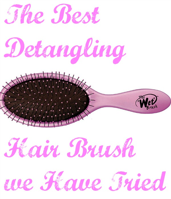 Best detangling hair brush ever