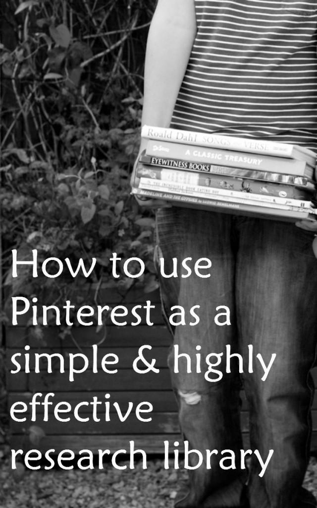 Pinterest use