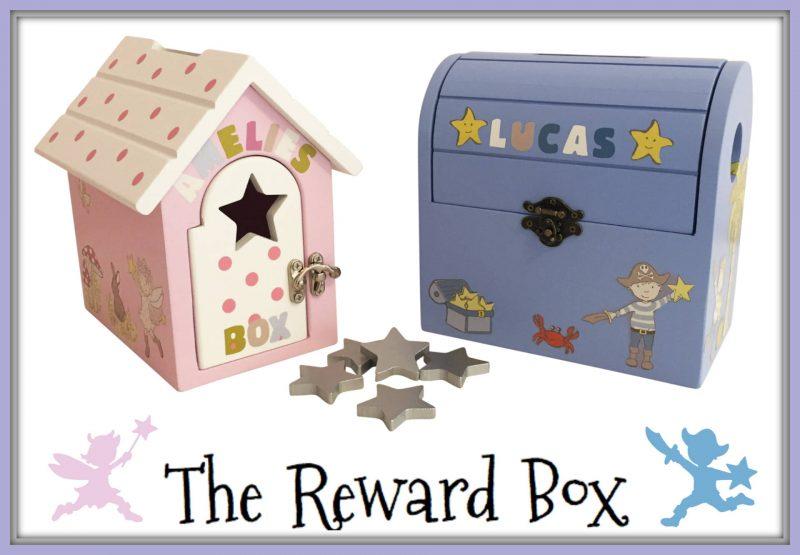 reward box, personalised reward box