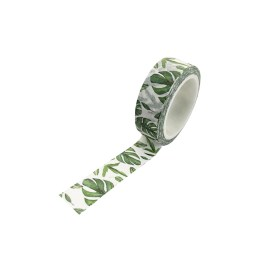 Washi-Tape---Tropical-Leafs