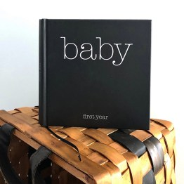 Baby---First-Year---Book