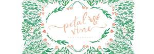 petal and vine