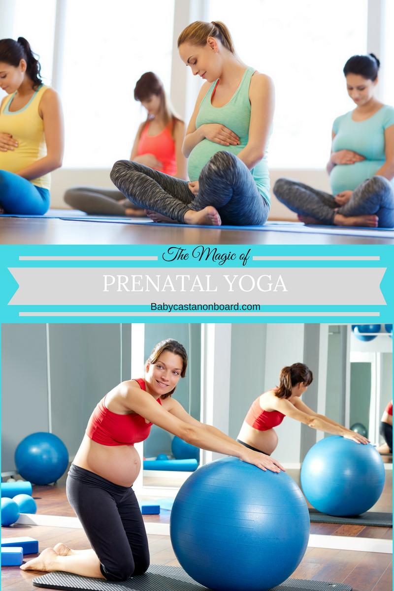 Suzanne Brubaker, shares her experience with prenatal yoga. The benefits of which are endless and are evident. It can reduce stress levels, reduce nausea