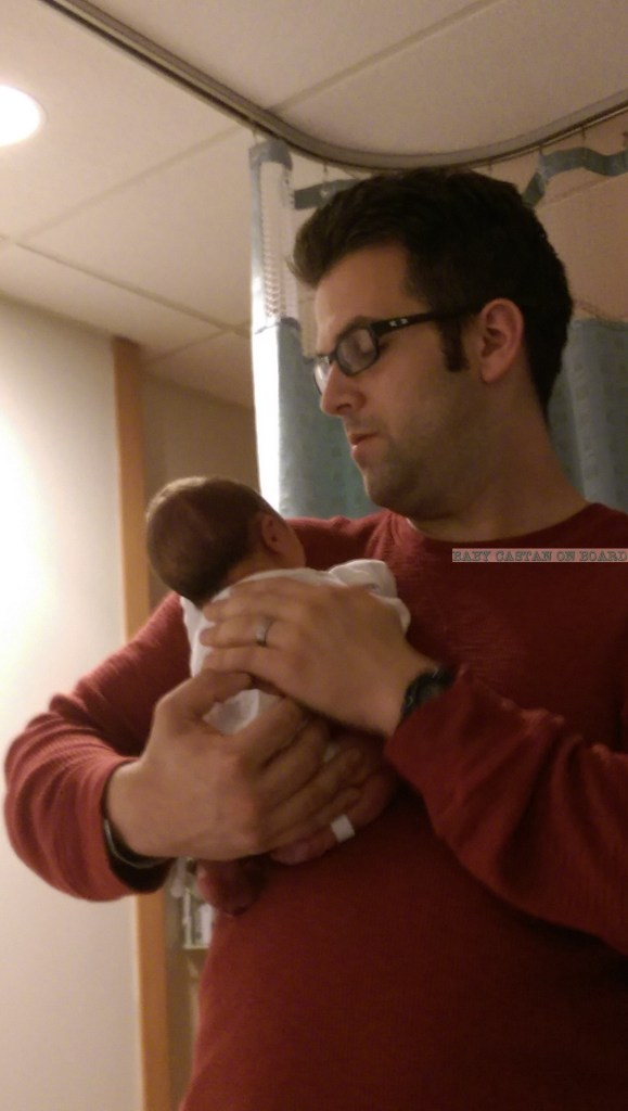 A Dad's Perspective — Hospital Experience