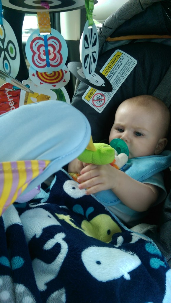 Road trip with a six month old-DC-Motherhood-blog-DC-lifestyle-blog