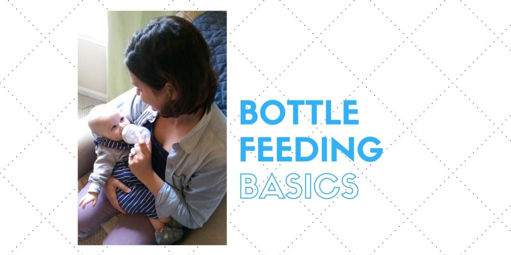 Bottle Feeding Basics: Introducing a Bottle