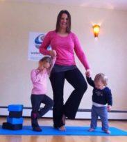 Prenatal Yoga Suzanne Brubaker